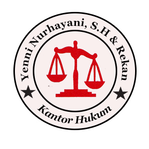 logo yenni nurhayani, s.h